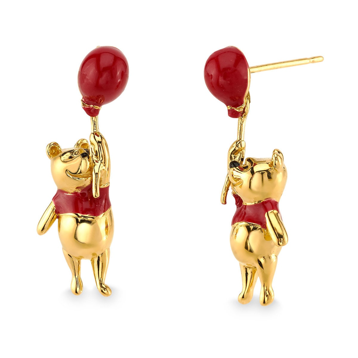 4fed538b9 Product Image of Winnie the Pooh Earrings by RockLove - Christopher Robin #  1