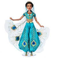 디즈니 알라딘 자스민 인형, 리미티드 에디션 Disney Jasmine Limited Edition Doll - Aladdin - Live Action Film - 17