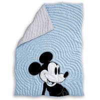 Image of Mickey Mouse Color Toddler Quilt by Ethan Allen # 1