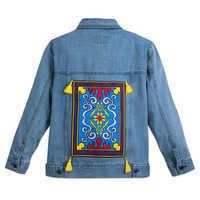 Image of Aladdin Denim Jacket for Women - Oh My Disney # 2