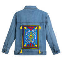 Image of Aladdin Denim Jacket for Women - Oh My Disney # 2