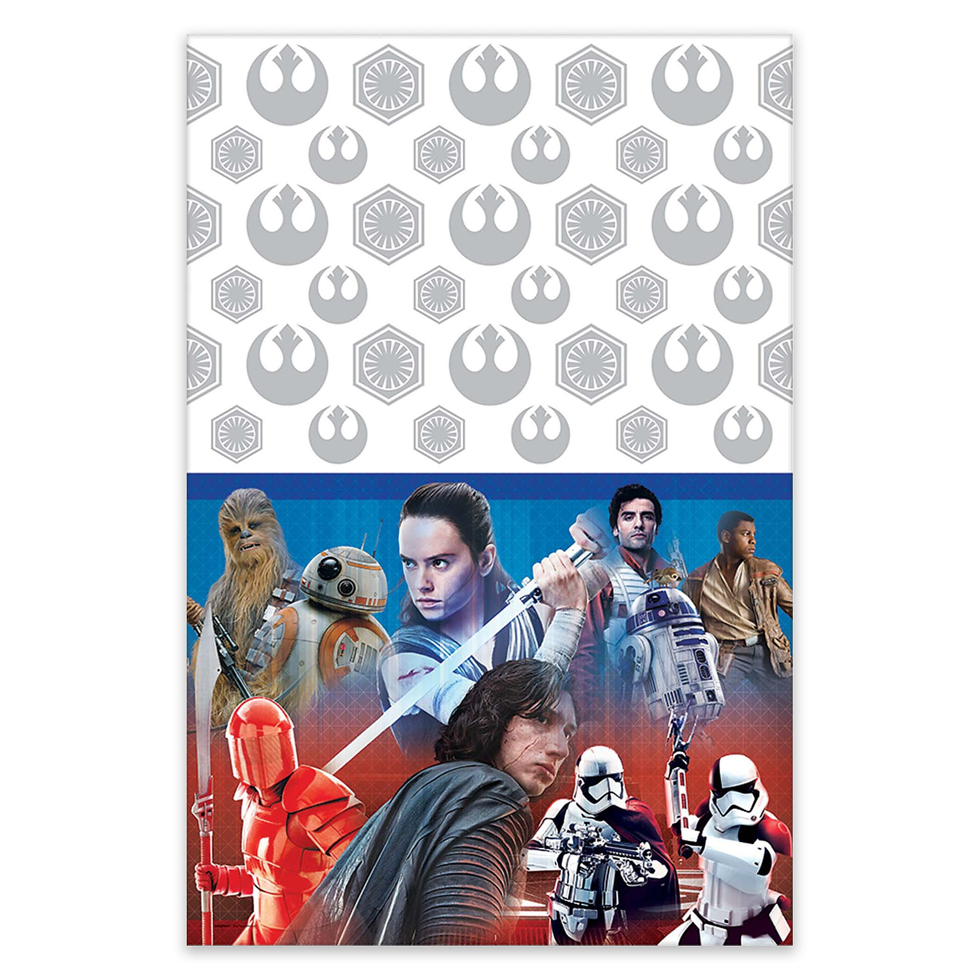 Star Wars: The Last Jedi Party Table Cover
