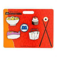 Image of Harryhausen's Restaurant Pin Set - Monsters, Inc. # 2
