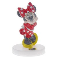 Image of Minnie Mouse Jeweled Figurine by Arribas Brothers # 1