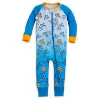Image of Nemo Stretchie Sleeper for Baby # 1