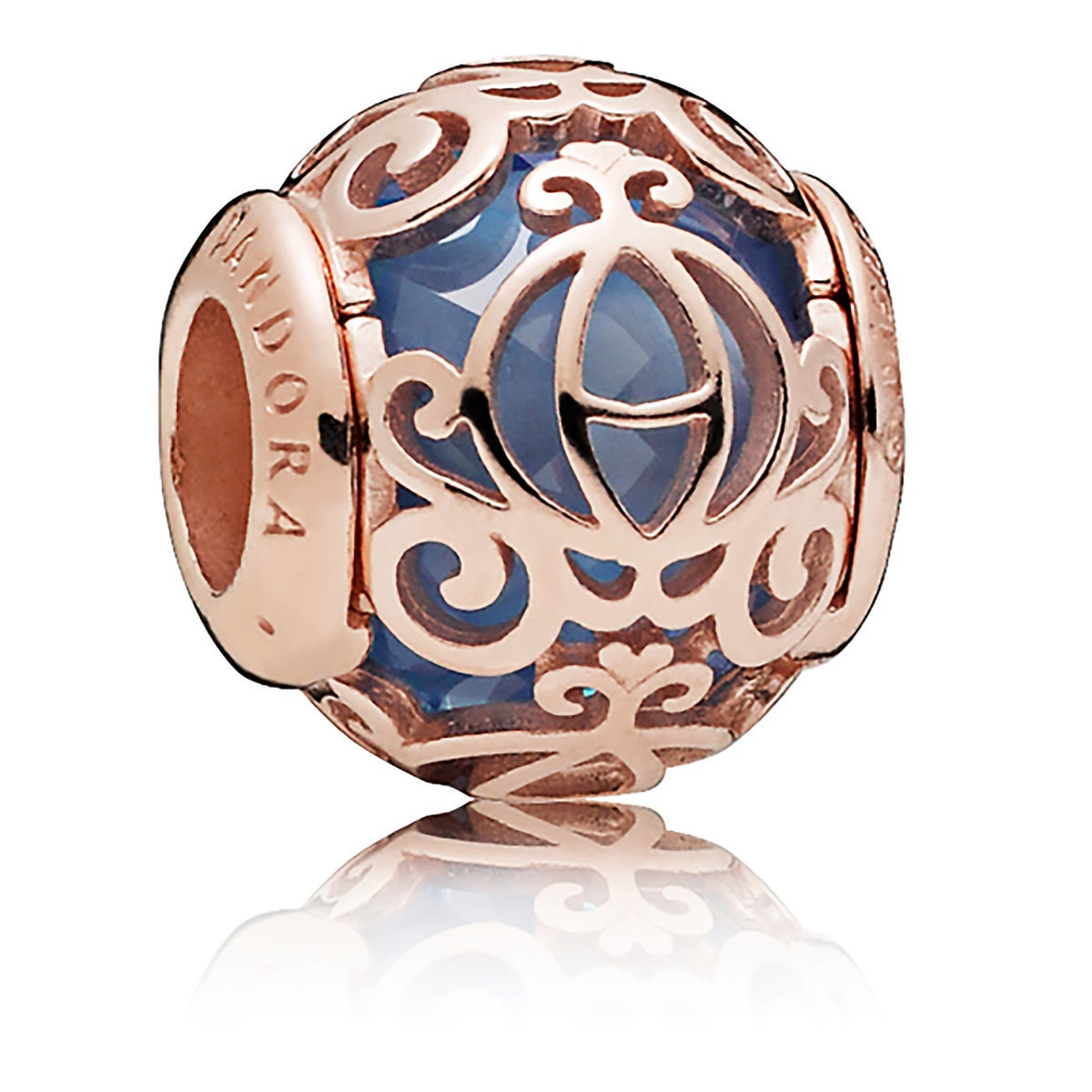 5e0549cad Product Image of Cinderella Coach Charm by Pandora Jewelry # 1