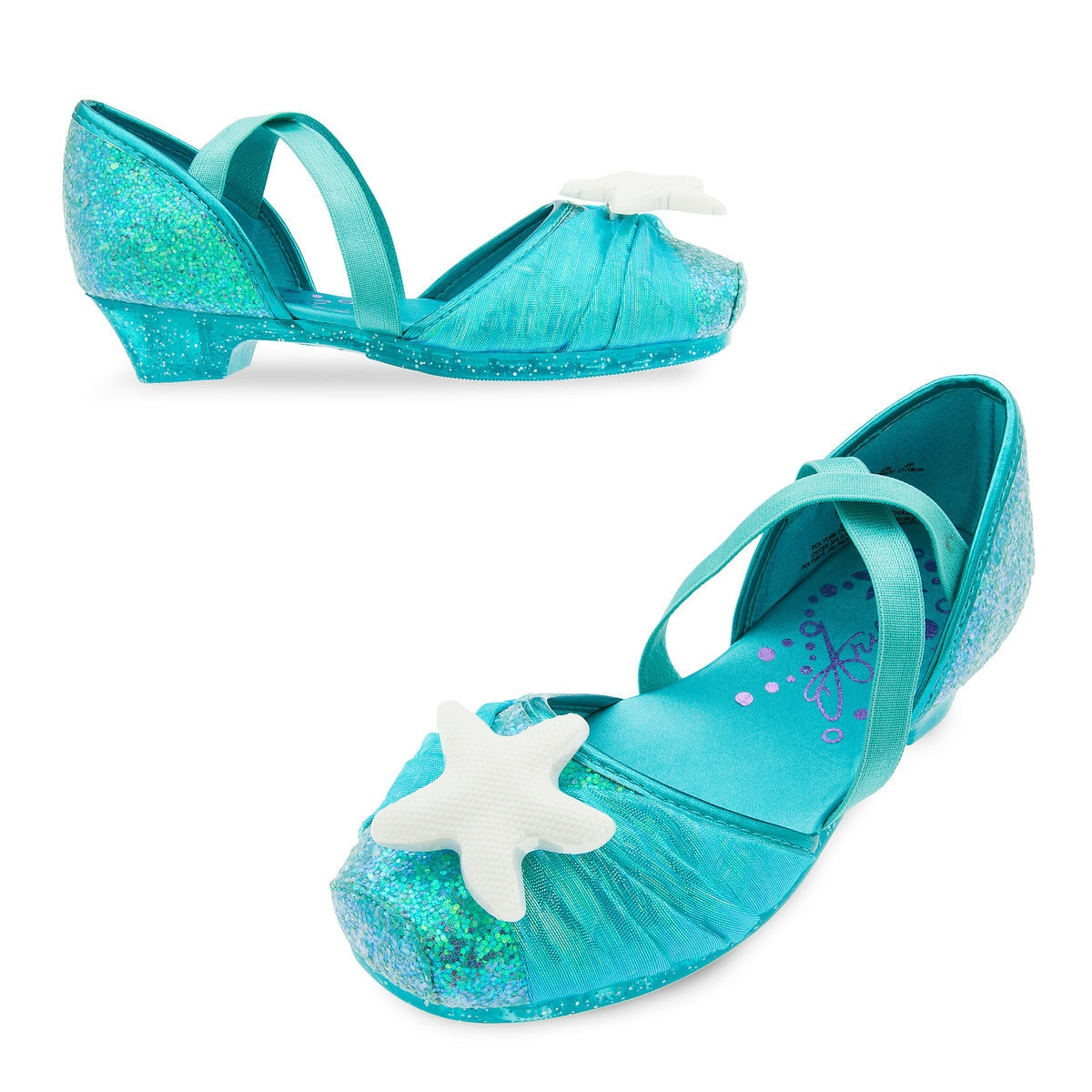 2d35568ffdd1 Product Image of Ariel Costume Shoes for Kids   1