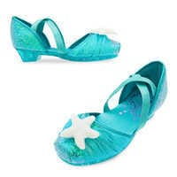 Image of Ariel Costume Shoes for Kids # 1