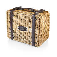 Image of Mickey and Minnie Mouse Picnic Basket # 3