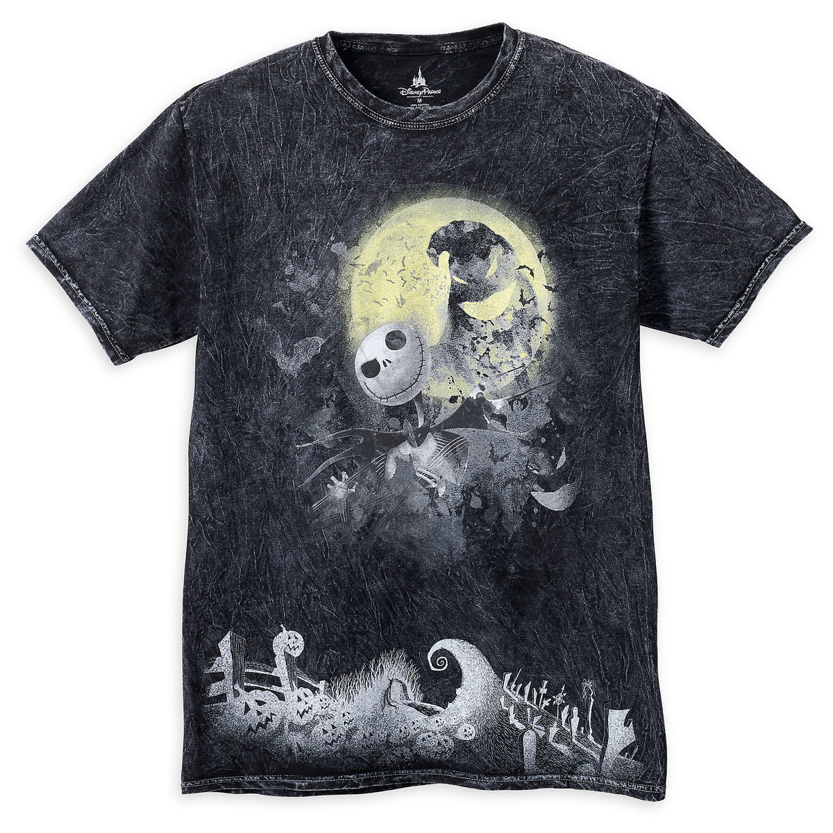 Tim Burton\'s The Nightmare Before Christmas T-Shirt for Men | shopDisney