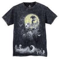 Image of Tim Burton's The Nightmare Before Christmas T-Shirt for Men # 1