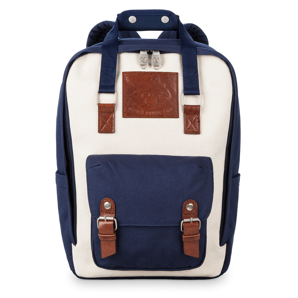 Disney Cruise Line Canvas Backpack