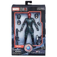 Image of Red Skull Action Figure - Legends Series - Marvel Studios 10th Anniversary # 8