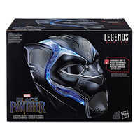 Image of Black Panther Electronic Helmet - Legends Series # 5
