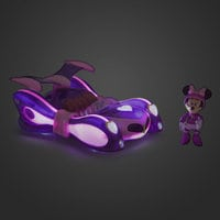 Image of Minnie Mouse Light-Up Racer - Mickey and the Roadster Racers # 2