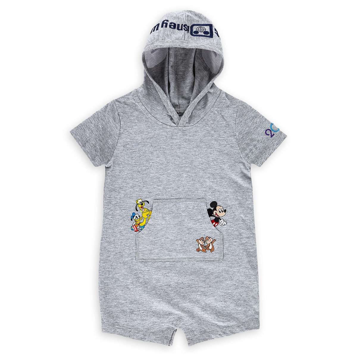 fd9ef52ba Product Image of Mickey Mouse and Friends Romper for Baby - Walt Disney  World 2019 #