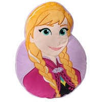 Image of Anna Head Pillow # 1