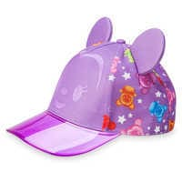 Image of Minnie Mouse Ears Baseball Cap for Girls # 2