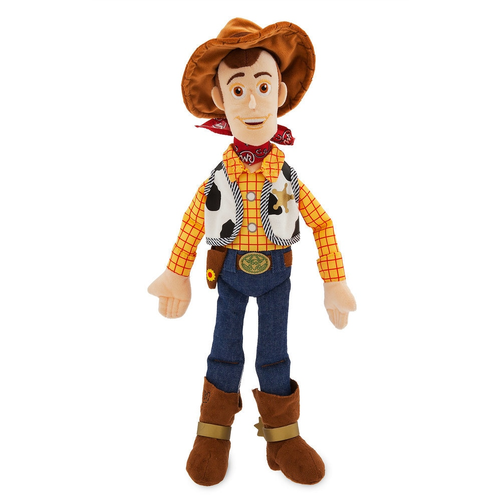 Woody Plush - Toy Story 4 - Medium - 18'' Official shopDisney