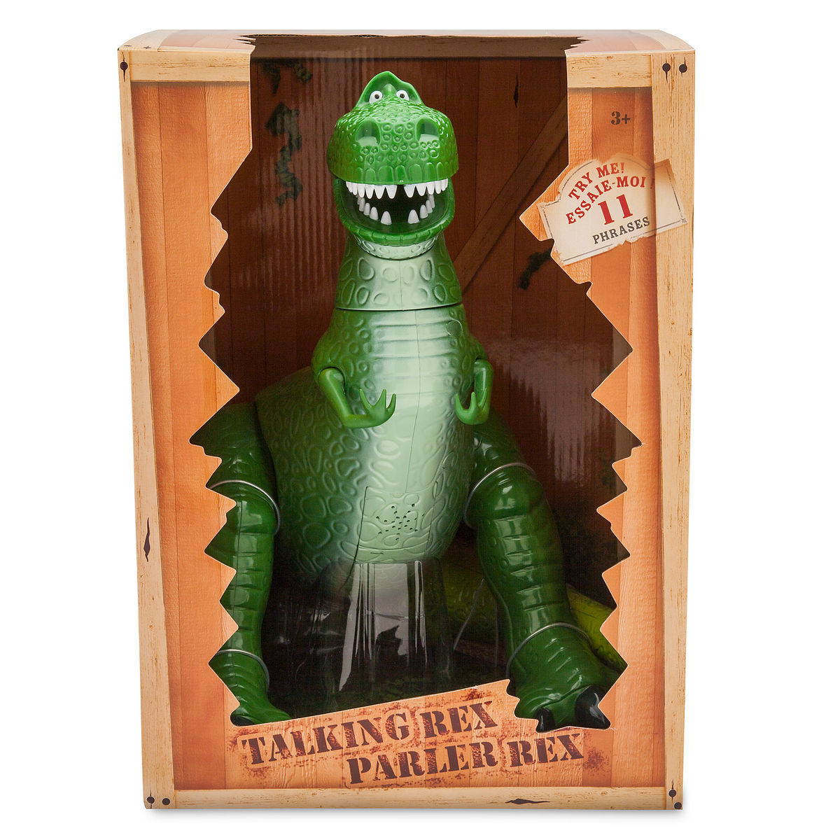 Product Image of Rex Talking Action Figure - Toy Story   2 a6fbb3f9c72