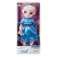 Image of Disney Animators' Collection Elsa Doll - Frozen - 16'' # 4