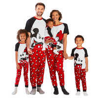 Image of Mickey and Minnie Mouse PJ PALS Collection for Family # 1