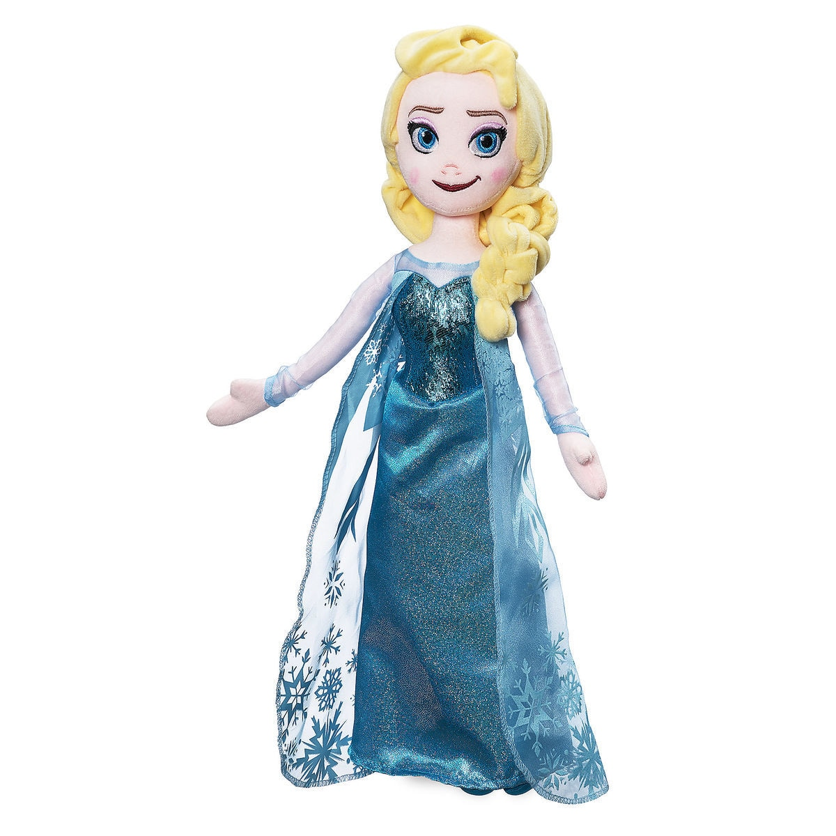 elsa plush doll frozen medium shopdisney