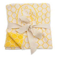 Image of Winnie the Pooh Cuddle Blanket by Hanna Andersson # 3