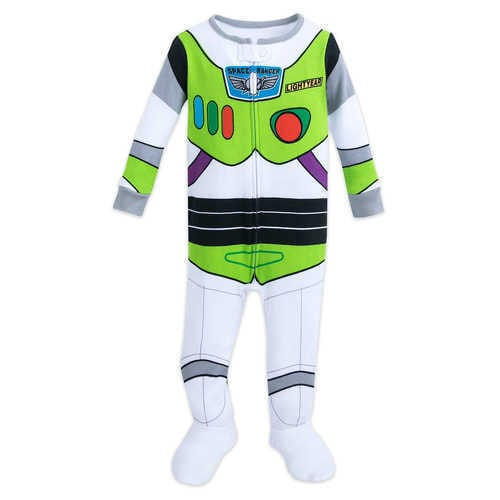 Disney Buzz Lightyear Costume Stretchie for Baby