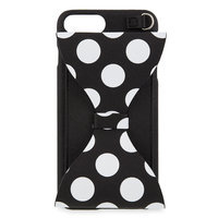 Minnie Mouse Bow iPhone 7/6/6S Plus Crossbody Case