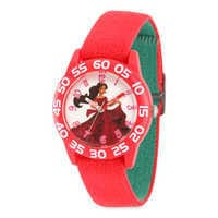 Image of Elena of Avalor Time Teacher Watch - Kids # 1