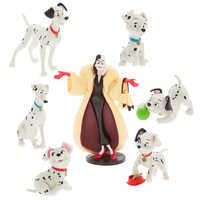 Image of 101 Dalmatians Figure Play Set # 1