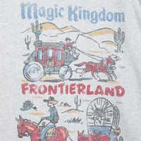 Image of Frontierland Sweatshirt for Men by Junk Food - Walt Disney World # 3