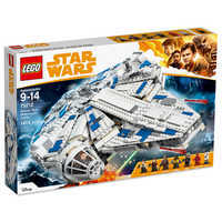 Image of Millennium Falcon Kessel Run Playset by LEGO - Solo: A Star Wars Story # 4