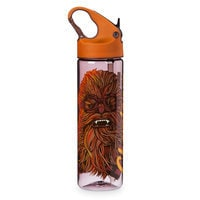 Image of Chewbacca Water Bottle - Solo: A Star Wars Story # 2