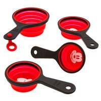 Image of Mickey Mouse Measuring Cup Set - Disney Eats # 4