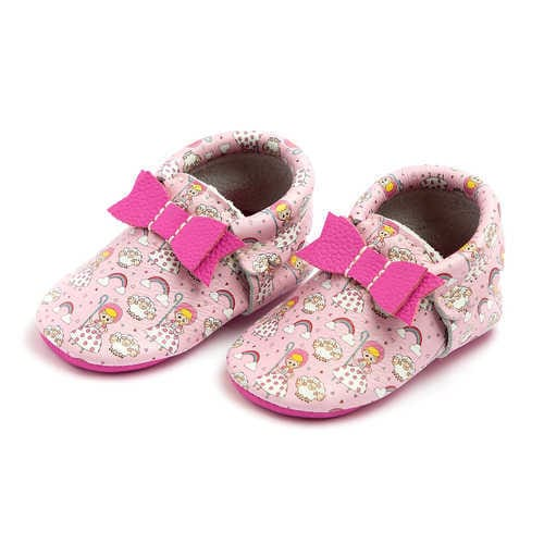 Disney Bo Peep Moccasins for Baby by Freshly Picked
