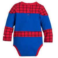 Image of Spider-Man Costume Bodysuit Set for Baby # 3