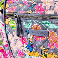 Image of Mickey Mouse and Friends Duffel Bag by Vera Bradley # 4