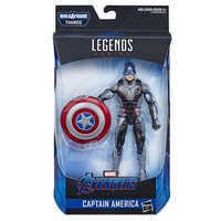 Image of Captain America Action Figure - Legends Series # 4