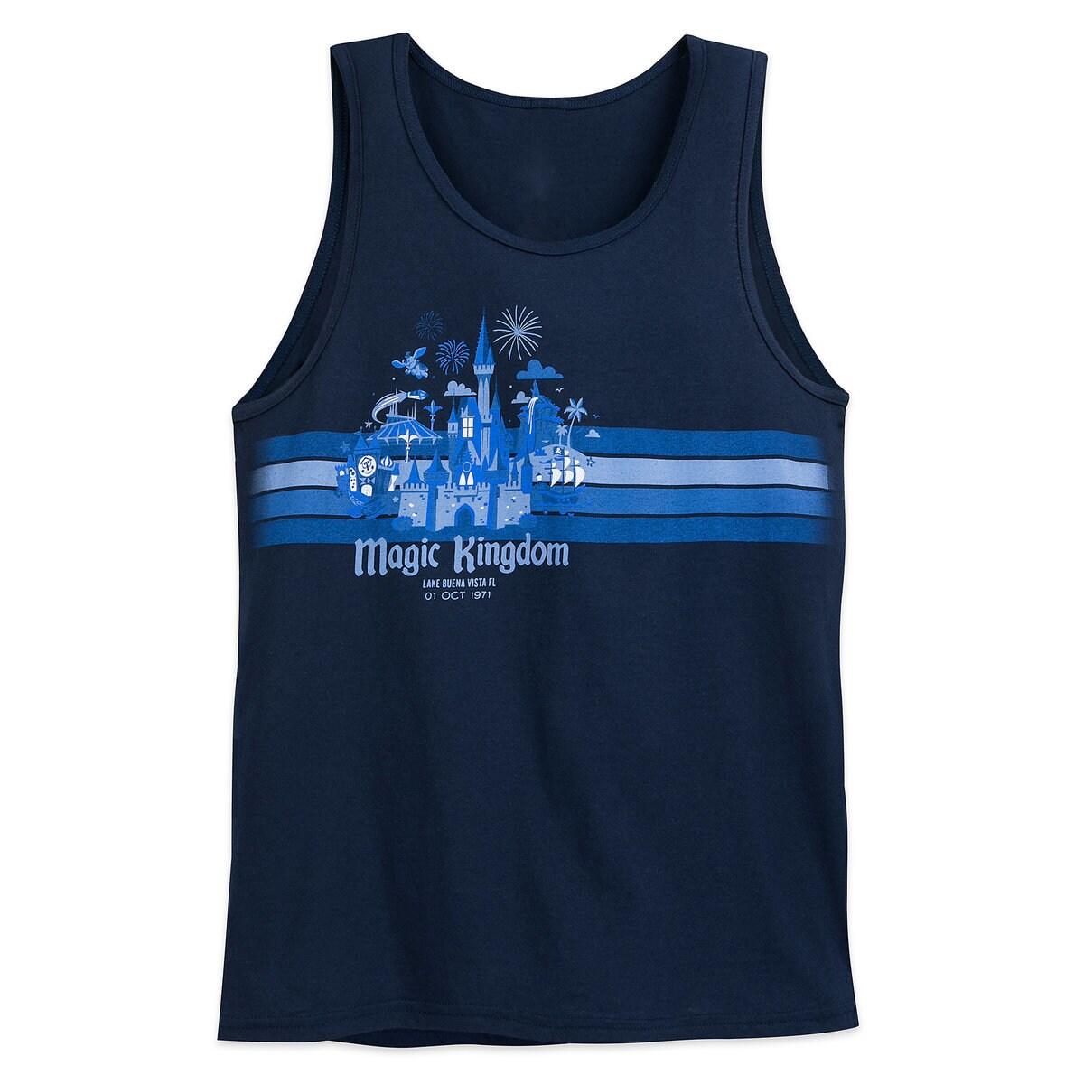 8bd7f0bbb64f9 Product Image of Magic Kingdom Tank Top for Adults - Walt Disney World   1