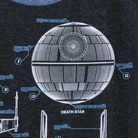 Image of Star Wars Blueprints Ringer T-Shirt for Boys # 3