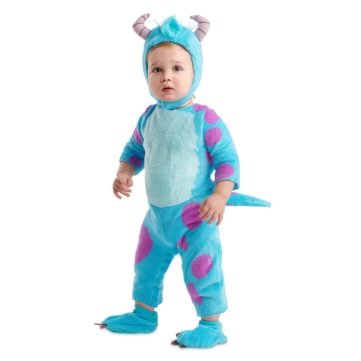 051820242 Product Image of Sulley Costume for Baby by Disguise # 1