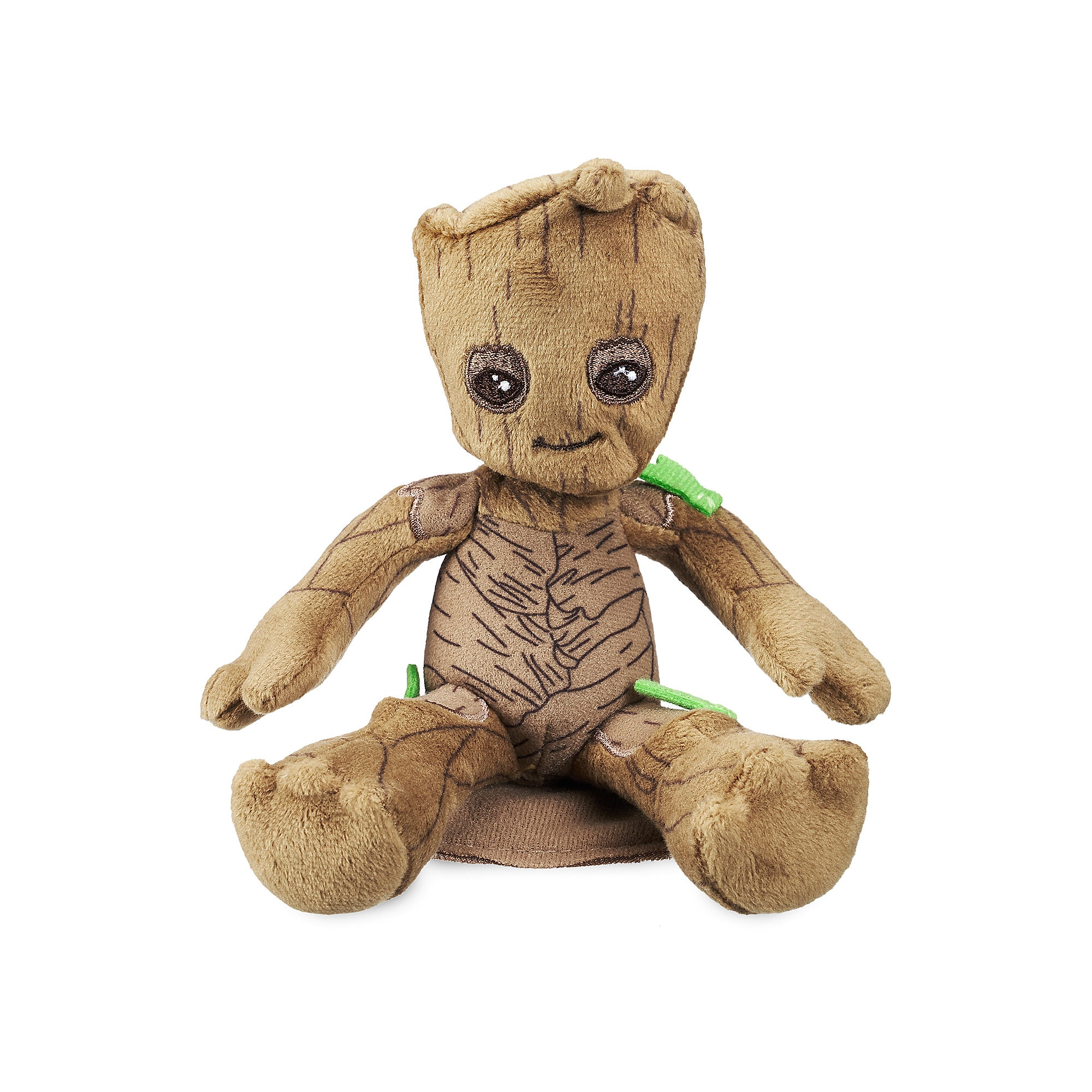 Delightful Product Image Of Groot Mini Magnetic Shoulder Plush   Guardians Of The  Galaxy Volume 2 #