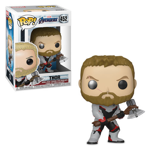 Thor Pop! Vinyl Bobble-Head Figure by Funko - Marvel's Avengers: Endgame