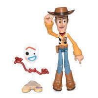 Image of Woody Action Figure - Toy Story 4 - PIXAR Toybox # 1