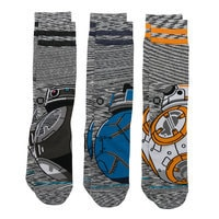 Droid Socks Gift Pack for Adults by Stance - Star Wars
