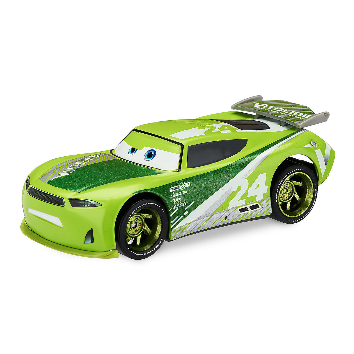 Product Image Of Chase Racelott Pull N Race Cast Car Cars