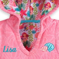 Image of Ariel Cover-Up for Girls - Personalizable # 3