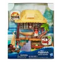 Image of Disney Moana Island Fale Playset # 5